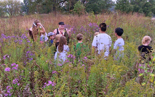 Prairie Walk at Garfield Farm